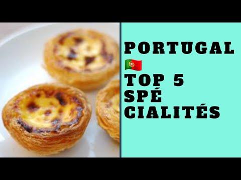 TOP 5 PORTUGAL spécialités #JJAPCV #8 - JOSÉ CRUZ