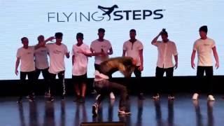 Flying Steps Antalya - Turkey 2016