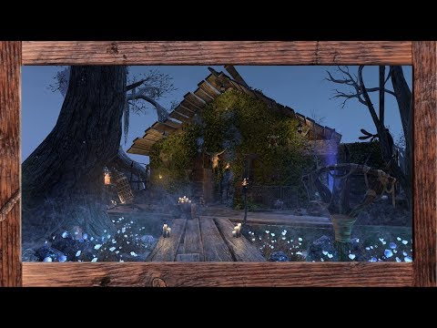 ESO Homestead - Decorating The Coldharbour Surreal Estate (Again)