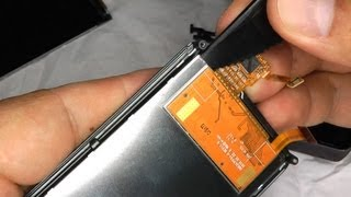 Nokia N8 ♥ Screen Repair / Replace / Change a Broken LCD (AMOLED) or Touch Screen (Digitizer)