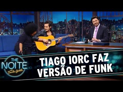 The Noite (01/04/16) Tiago Iorc faz versão de funk