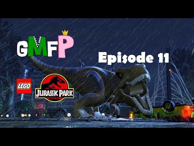 GMFP #11 - Lego Jurassic Park