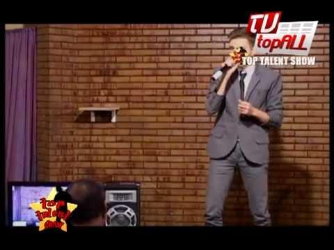 TUDOR SEBASTIAN - TOP TALENT SHOW