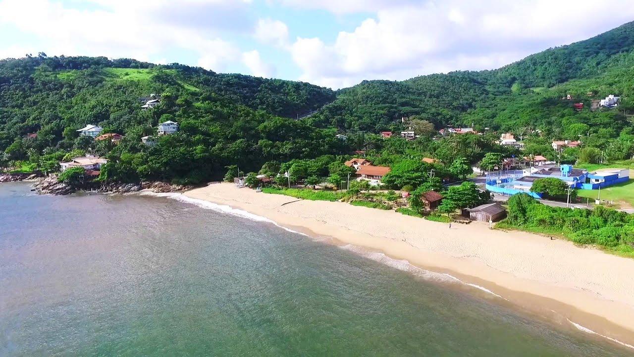 Praia de Taquaras - Balneário Camboriú (Imagens com Drone) - YouTube