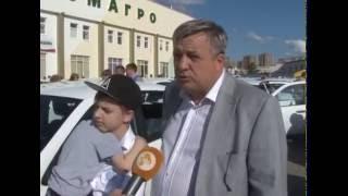 Бывший мэр Старого Оскола Павел Шишкин получил машину в подарок