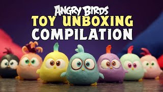 Angry Birds | Toy Unboxing Compilation 2