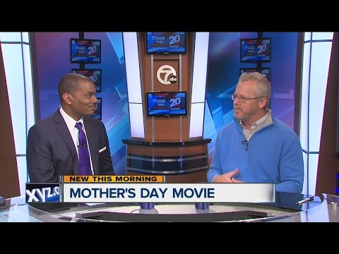 Tom Hines, screenwriter for new Mother's Day movie, stops by Broadcast House