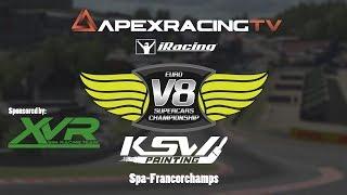 Euro V8 SuperCar Series - S05M04 - Spa Francorchamps