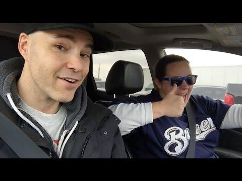 VLOG #7 -- MLB roadtrip to Milwaukee, Chicago, and Tampa