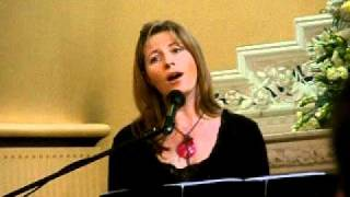 Fiona Mullaney Wedding Singer Laudate Dominum