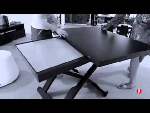 Calligaris Mascotte Table: From Coffee Table To Dining Table  From Attica  Furnishings