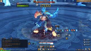 [Blade and Soul TH] KFM Wind Burst R4F Max Speed Ani-cancel