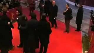"""Filippo al Festival di Berlino 2007 - Red carpet """"In memoria di me"""" di S. Costanzo"""