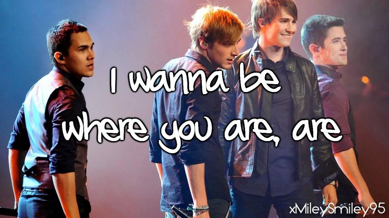 Big Time Rush - Superstar (with lyrics) -