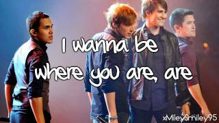 Big Time Rush - Superstar (with lyrics)