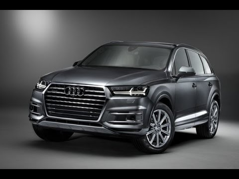 nuevo audi q7 2017 prueba video youtube. Black Bedroom Furniture Sets. Home Design Ideas