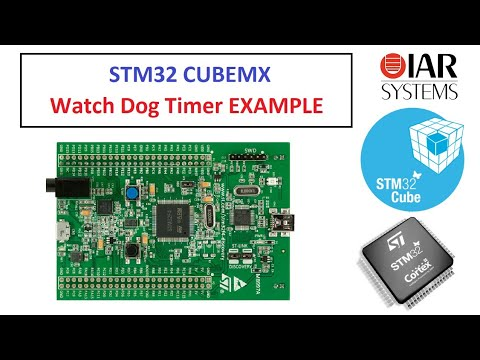 STM32 CubeMX Tutorial #11 - Independent Watchdog (IWDG) (Türkçe)