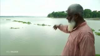 """""""Die Erosion hat all mein Land genommen"""" - Bangladesch - Umsiedlung wegen Klimawandel"""