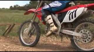 Technique de motocross (Jean Michel Bayle)