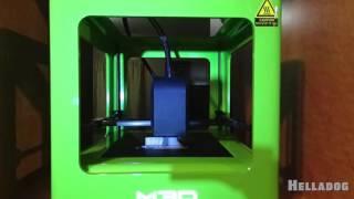 M3D 3D Printer Timelapse