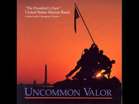 "JAGER Esprit de Corps - ""The President's Own"" U.S. Marine Band"