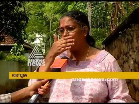 Septic tank wastes from Poojappura police quarters are dumping to public road