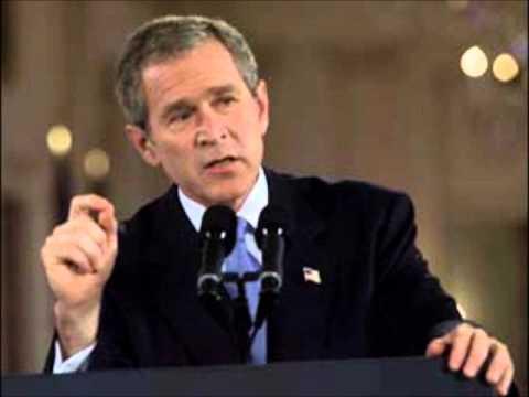 George W. Bush -- Lets Roll Speech