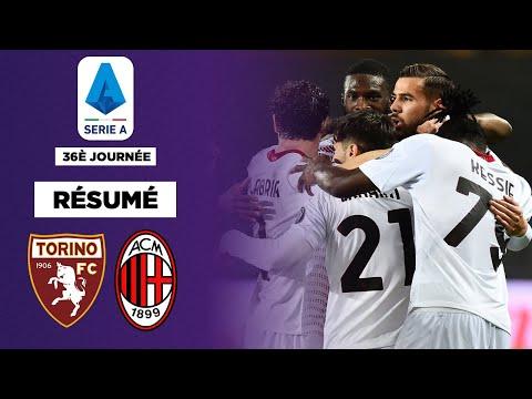 🇮🇹 Résumé : Milan en colle 7 au Torino, Théo Hernandez et Rebic font le show