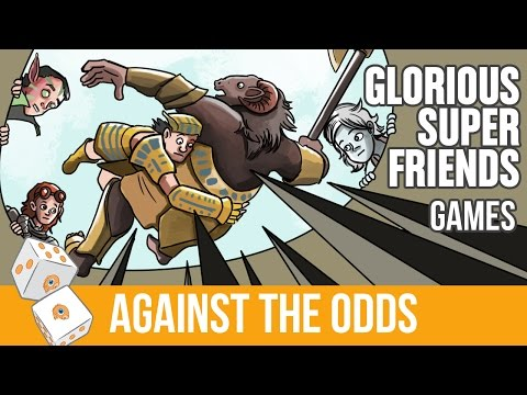 Against the Odds: Glorious Superfriends (Games)