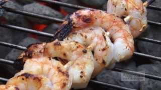 product testers Super Quick Video Tips: The Best Way to Grill Shrimp