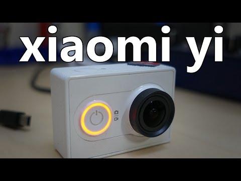 Экшн камера xiaomi yi с АлиЭкспресс. Доволен как слон
