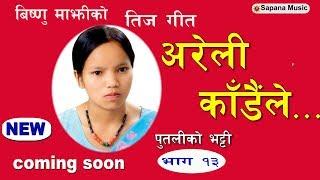 New Nepali Teej 2074   Bishnu Majhi New Teej Song 2074  Aareli Kadaile   Putaliko Vatti 13