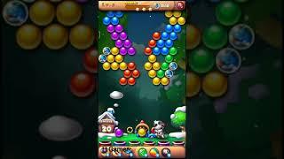 Bubble bird rescue Game play | screenshot 3