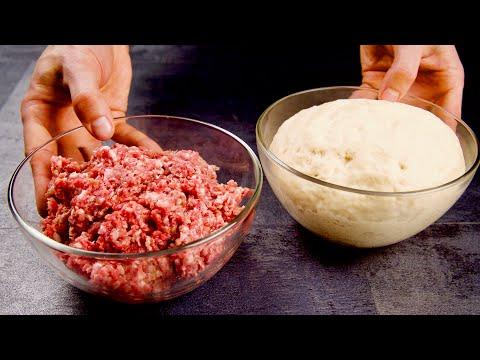 Видео: Простой фарш и тесто! Гениальный рецепт, за который семья скажет спасибо!