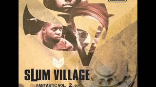 Slum Village - Go Ladies (Instrumental)