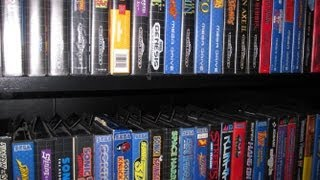 MegaDrive/Genesis collection, revisited