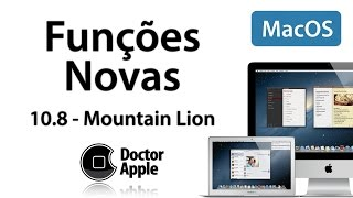 Aula Mac OSX Mountain Lion 10.8 - 01