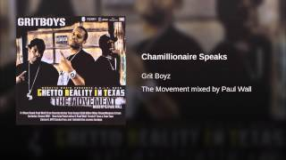 Chamillionaire Speaks