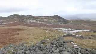 Kinmont Buck Barrow panorama