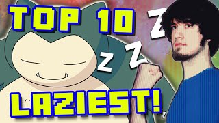 Top 10 Laziest Things in Video Games! - PBG