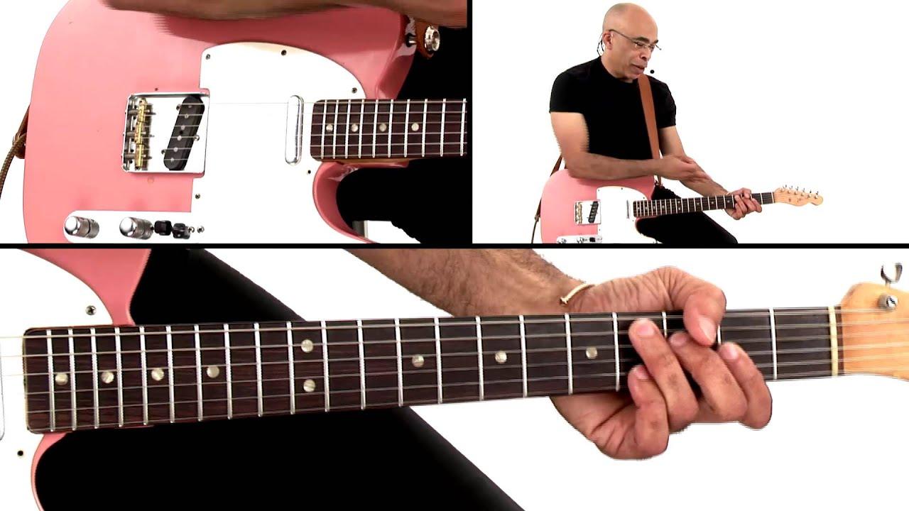 Funk Guitar Lesson : funk guitar lesson 5 same same but different carl burnett youtube ~ Hamham.info Haus und Dekorationen