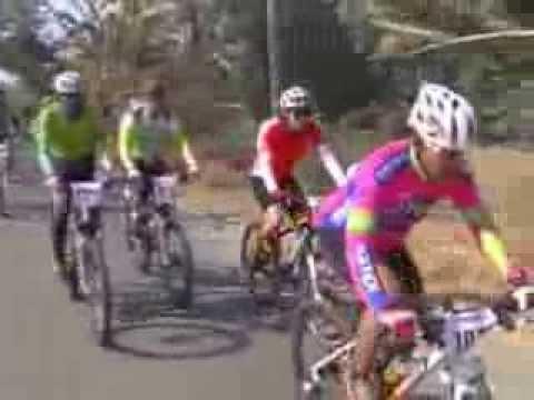 แข่งจักรยานเสือภูเขาทางเรียบ