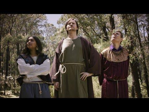 We Three Kings of Orient Aren't