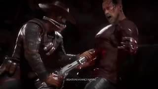 Mortal Kombat 11 - Bug Terminator