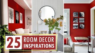 25 Best Room Decor Ideas! Room Decorating Ideas For A Simple Living Room