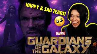GUARDIANS OF THE GALAXY IS MY FAVOURITE MCU MOVIE! Many 😂 & 😭 First time watching, reaction & review