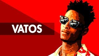 """VATOS"" Dark Trap Beat Instrumental 2018 