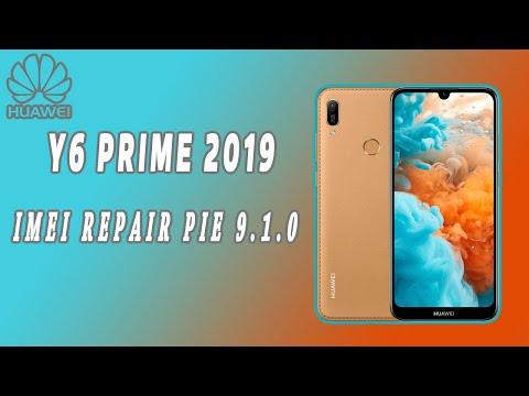 Huawei y6 prime 2019 IMEI repair   Huawei mrd-lx1f pie 9 1 0