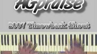 AGpraise 2007 Throwback SHOUT