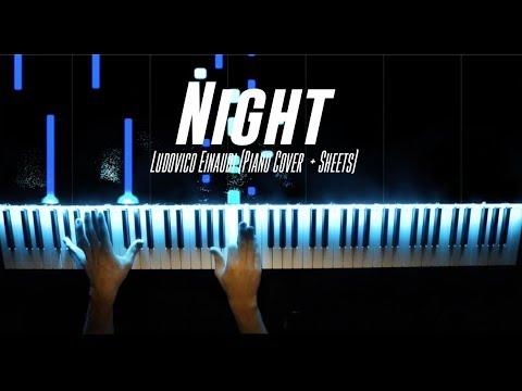 Ludovico Einaudi Night Piano Cover Sheets